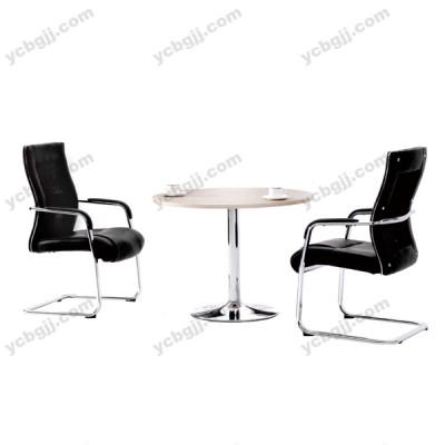 小型议事桌 圆形洽谈桌39