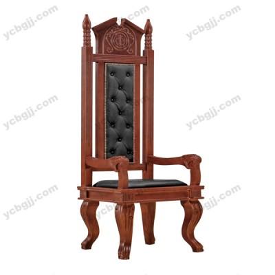 法庭真皮实木审判椅 法庭主审椅