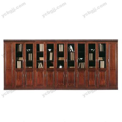 北京泰源益成兴盛多门书柜 11高档实木资料柜