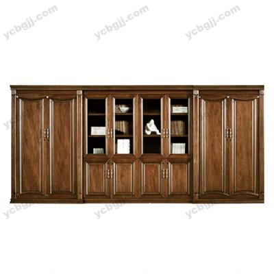 北京泰源益成兴盛实木书柜 12资料档案柜
