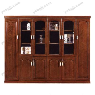 泰源益成兴盛书柜08 实木书柜 办公生产厂家