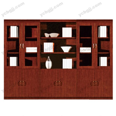 北京实木书柜05 实木家具厂家书柜