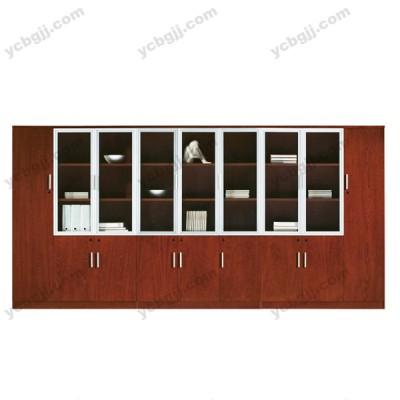 泰源益成兴盛书柜01 办公书房实木书柜