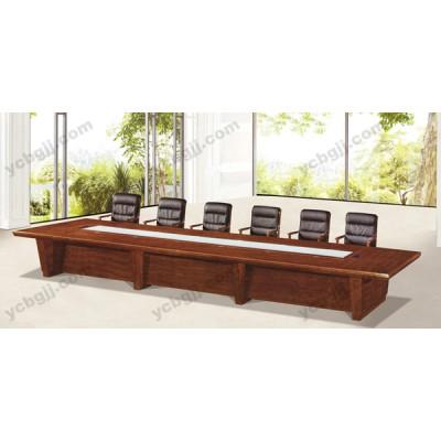 油漆大型高檔會議桌 大型商務洽談桌 04