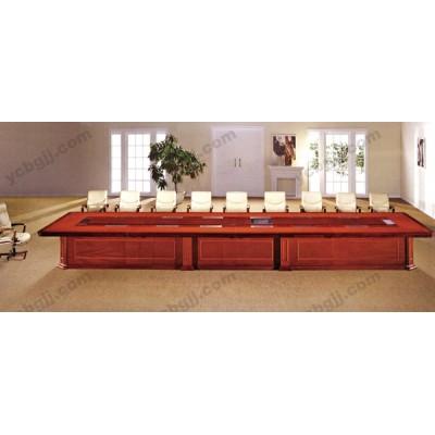 現代會議桌 08 長桌接待會議桌