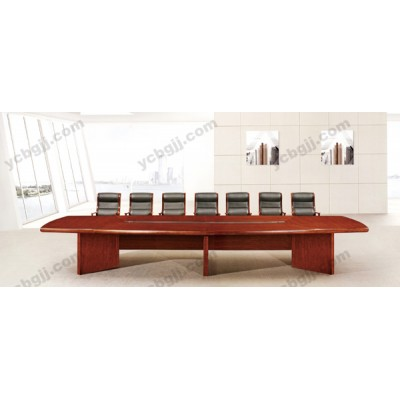 北京實木會議桌 06 高檔大型會議桌