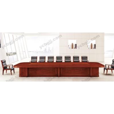 泰源益成興盛大型會議桌 05 油漆實木會議桌