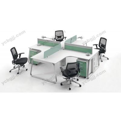 北京職員電腦桌 員工辦公桌42