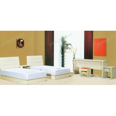 现代时尚卧室08北京泰源益成兴盛酒店套房