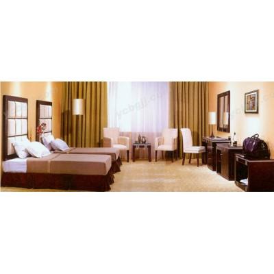 酒店套房 05 快捷酒店标准间