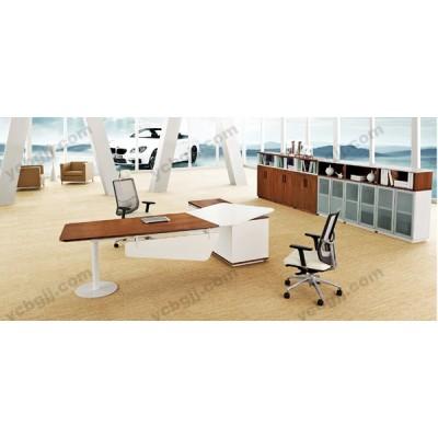 时尚经理办公桌 17 老板台 板式经理台