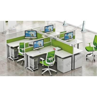 职员组合电脑桌 员工办公桌16