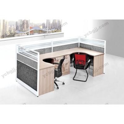 北京职员电脑桌 屏风组合桌13