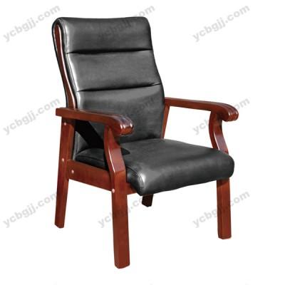 北京简约实木扶手会议椅50
