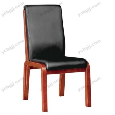 北京泰源益成实木皮质办公椅 会议椅48