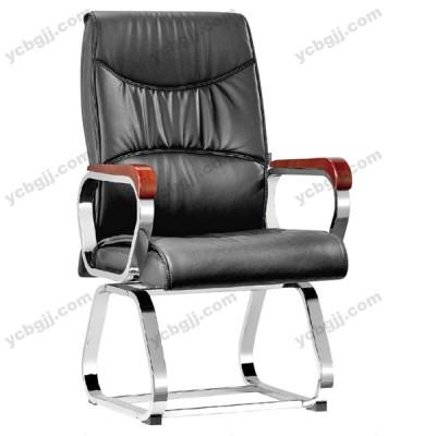 北京泰源益成兴盛西皮办公不锈钢椅44