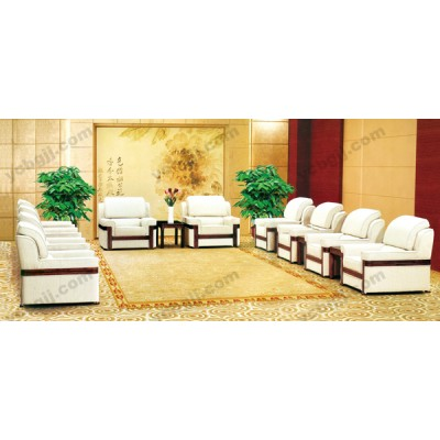 單人位布藝貴賓接待會客沙發50 北京泰源益成興盛