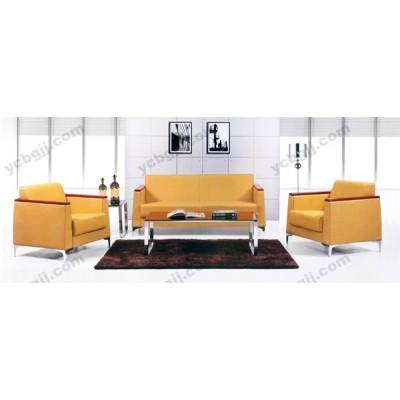 北京办公沙发 现代商务 钢架沙发24