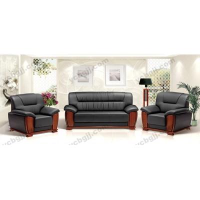 客厅接待沙发 简约会客沙发10