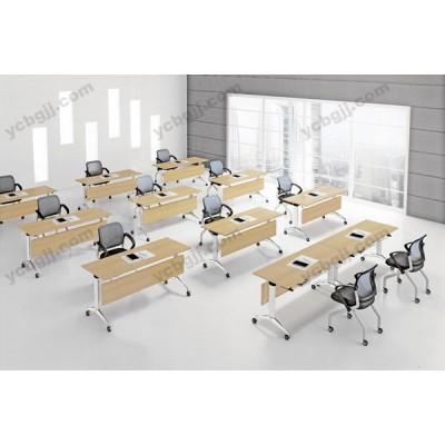 北京泰源益成兴盛学生带轮长条培训桌10