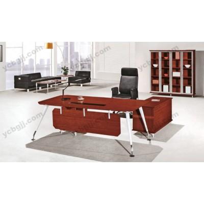 老板办公桌 27 简约现代主管经理台
