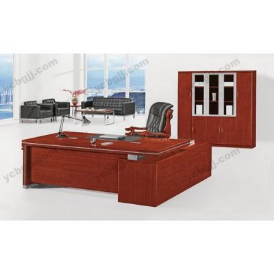 现代板式老板经理桌 22 总裁班台办公桌椅