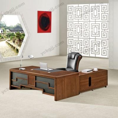 总裁桌经理主管桌 16 油漆办公实木班台