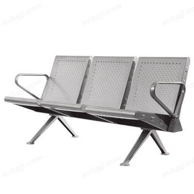 冷轧钢排椅 机场等候椅09