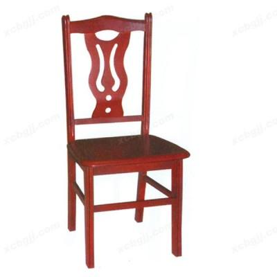 简约现代靠背椅 酒店餐厅餐椅21