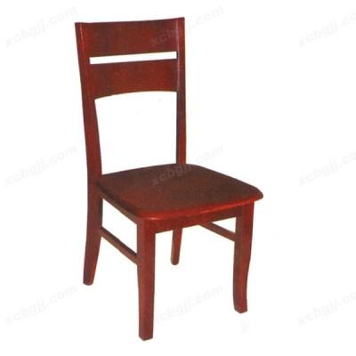 中泰昊天实木餐椅 家用酒店餐椅18