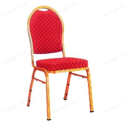 海绵带背花椅 酒店餐椅16