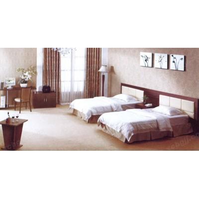 快捷酒店套房家具 宾馆标准间全套家具12