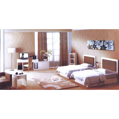 现代风格酒店套房 宾馆标准间11