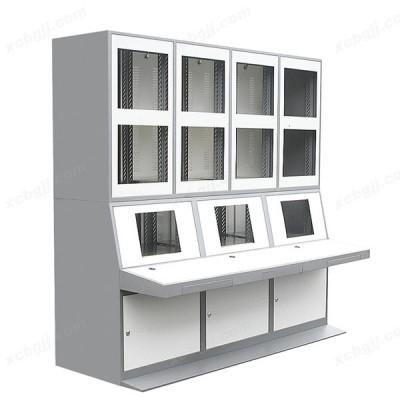 中泰昊天办公家具电视墙 液晶监控墙12