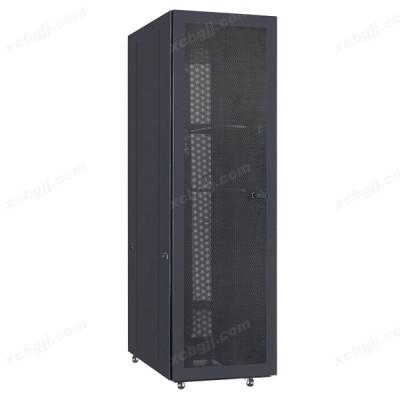 中泰昊天办公家具黑色豪华机柜 网络机柜11
