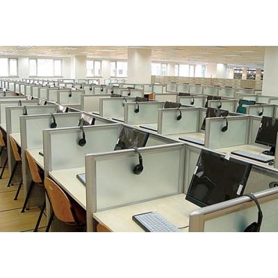 电脑机房 多媒体机房桌06