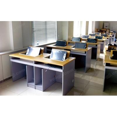 中泰昊天办公家具电脑机房 培训室桌04