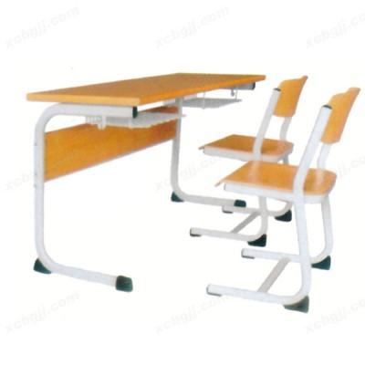 中泰昊天办公家具双人学校辅导班课桌椅16