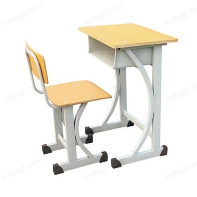 中泰昊天办公家具补习班课桌椅08
