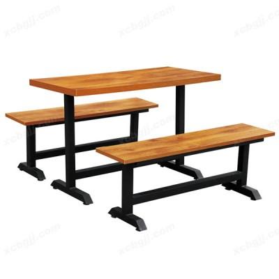 中泰昊天办公家具美式简约餐桌椅06