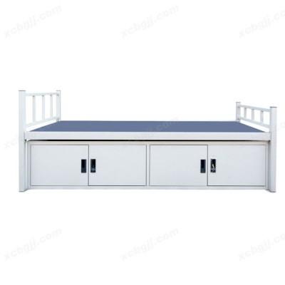 带柜储物床单人床 06 中泰昊天办公家具