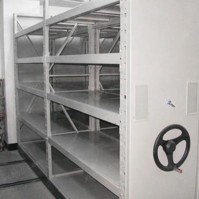 档案密集架 05 移动密集柜