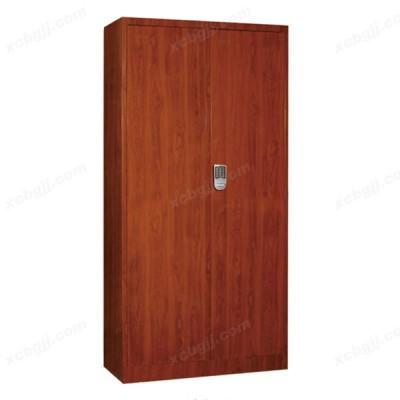 指纹保密柜电子密码锁文件柜16