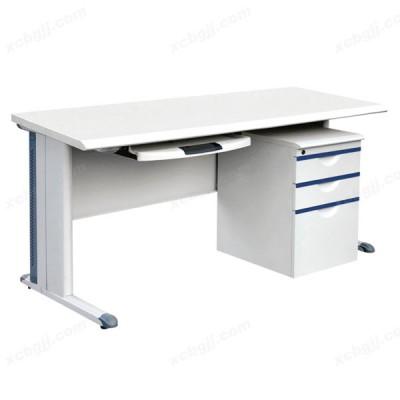 钢制职员桌 14 中泰昊天办公家具