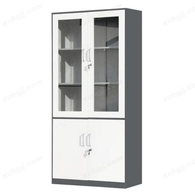 中泰昊天办公家具钢制办公铁皮柜文件柜10