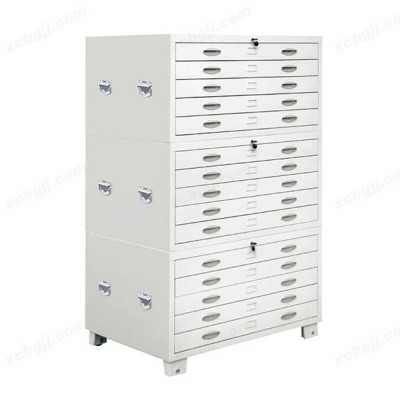 中泰昊天办公家具工程资料图纸柜28