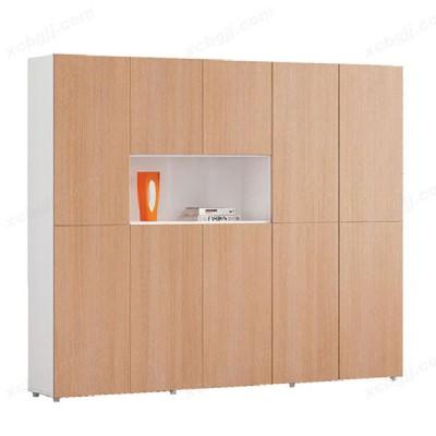 简约现代文件柜 26 板式办公柜