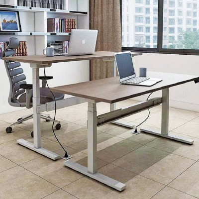 中泰昊天办公家具 时尚创意阅览室书桌12