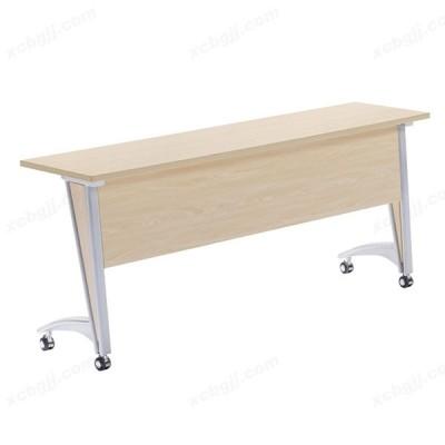 中泰昊天办公家具 阅览室条形桌子11