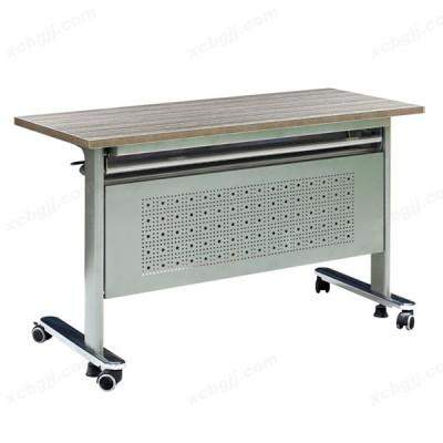 钢木会议条桌 学生阅览桌03